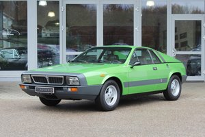1976 Lancia Beta Montecarlo at Retro Classics Stuttgart SOLD by Auction