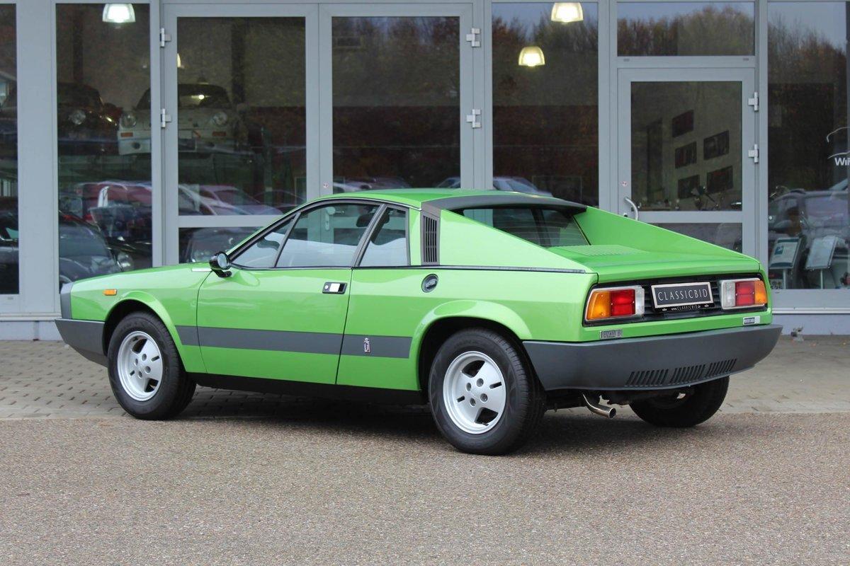 1976 Lancia Beta Montecarlo At Retro Classics Stuttgart