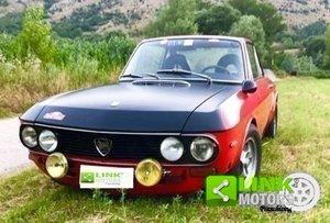 Lancia Fulvia montecarlo del 1974 91cv