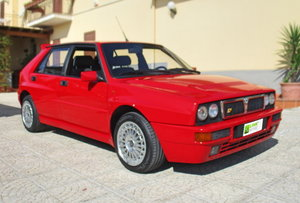 LANCIA DELTA 2.0 TURBO HF INTEGRALE 16V EVO (1991) For Sale