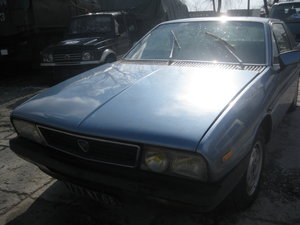 1978 Lancia Gamma PininFarina 2.5 coupe