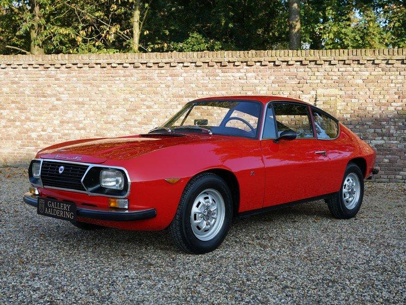 1970 Lancia Fulvia Sport S Zagato For Sale (picture 1 of 6)