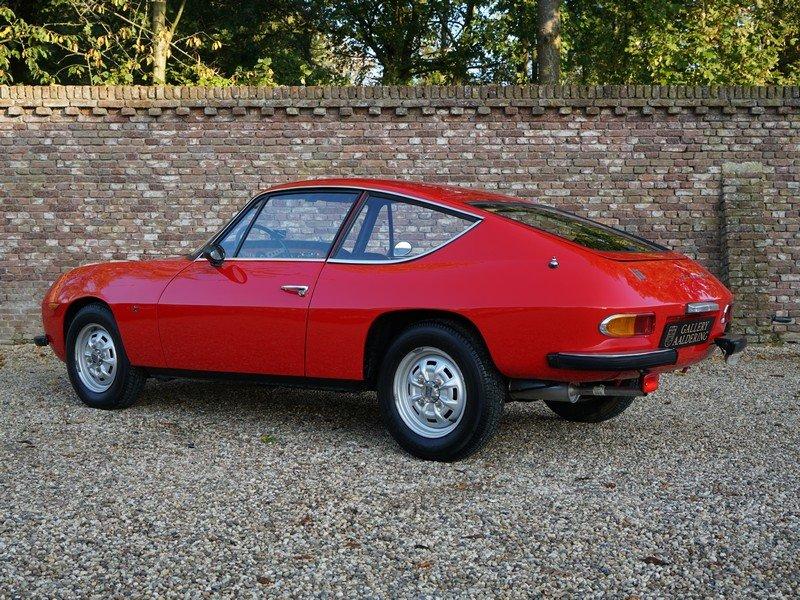 1970 Lancia Fulvia Sport S Zagato For Sale (picture 2 of 6)
