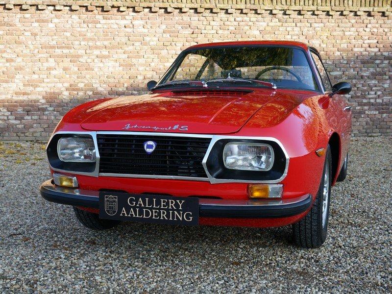 1970 Lancia Fulvia Sport S Zagato For Sale (picture 5 of 6)