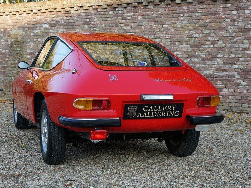 1970 Lancia Fulvia Sport S Zagato For Sale (picture 6 of 6)