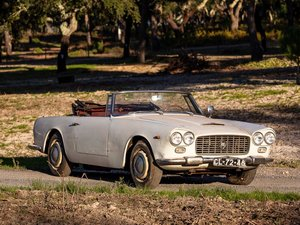 1963 Lancia Flaminia GT 3C 2,8 Convertible by Touring