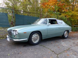 Lancia Flavia Zagato in absolute dream condition