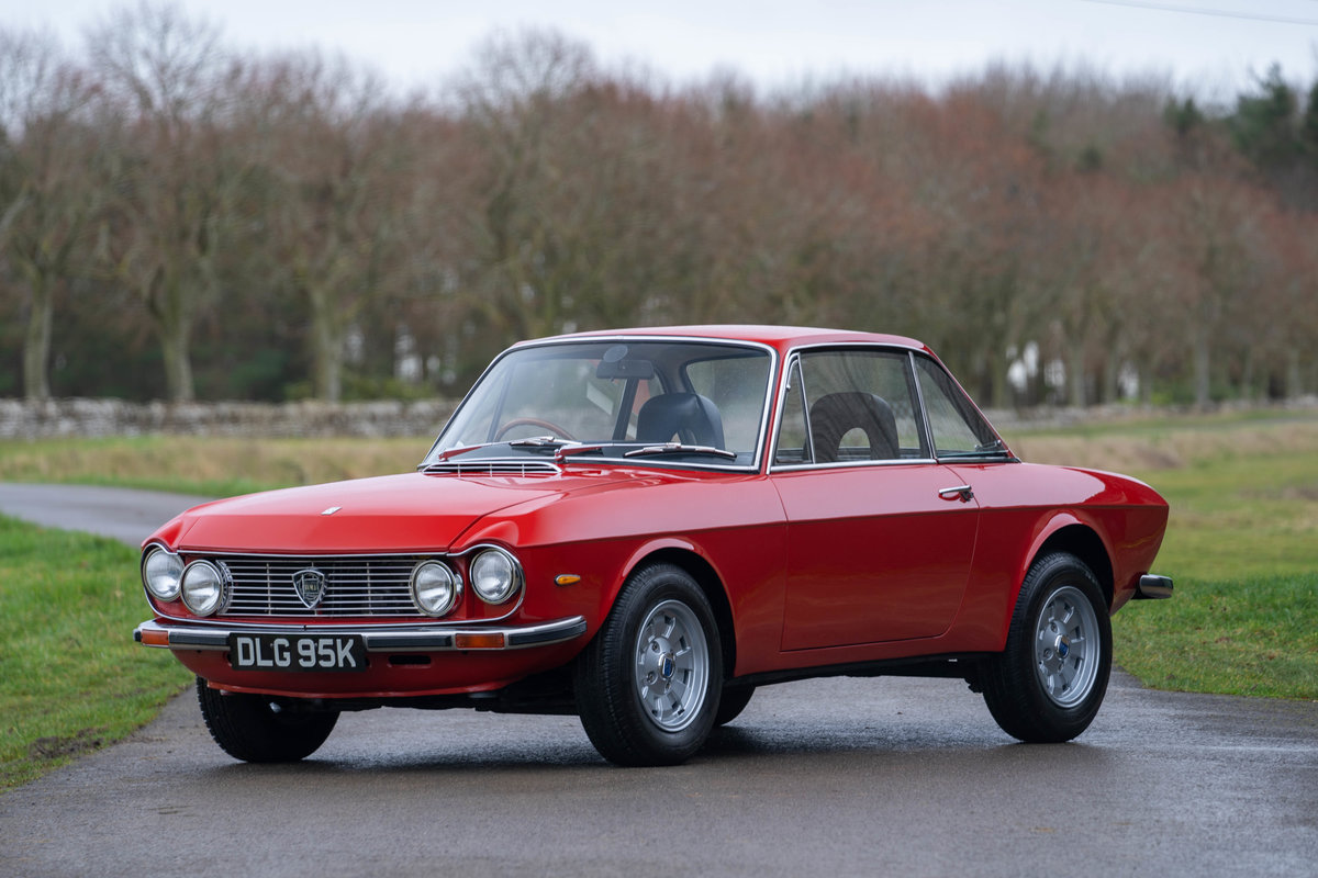 Lancia Fulvia 1.6 HF Lusso 1971 SOLD (picture 1 of 6)