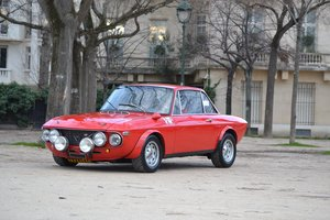 1970 Lancia Fulvia 1600 HF Fanalone For Sale by Auction