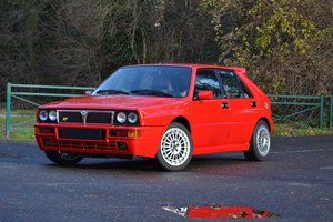 1993 Lancia Delta HF Integrale Evo II No reserve For Sale by Auction