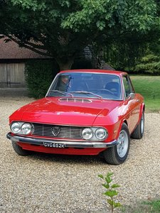 1972 Lancia Fulvia 1600 HF Lusso
