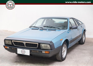 1980 LANCIA MONTECARLO * ONLY 69.500KM FROM NEW ! *