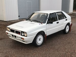 1988 Lancia Delta HF Integrale Group A
