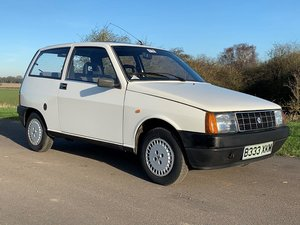 1985/B LANCIA Y10 FIRE MANUAL WHITE  For Sale