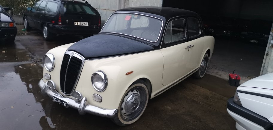 1958 restored lancia appia For Sale (picture 1 of 6)