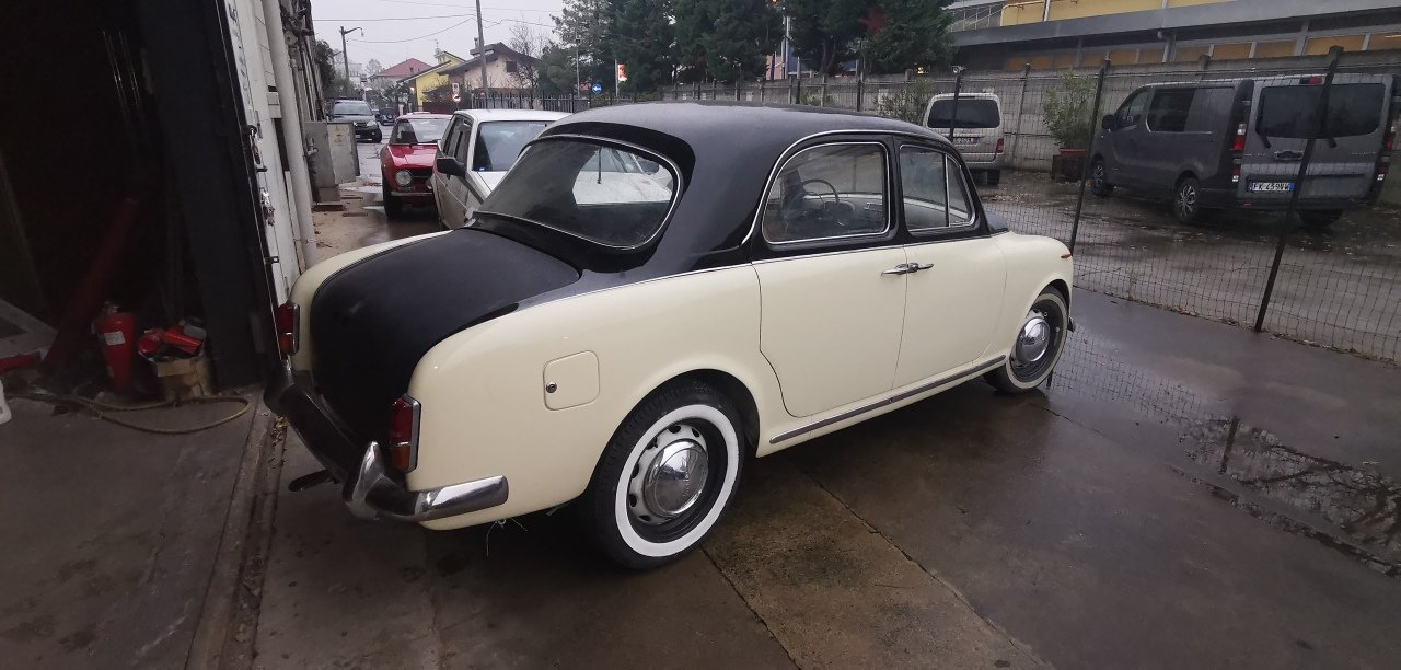 1958 restored lancia appia For Sale (picture 5 of 6)