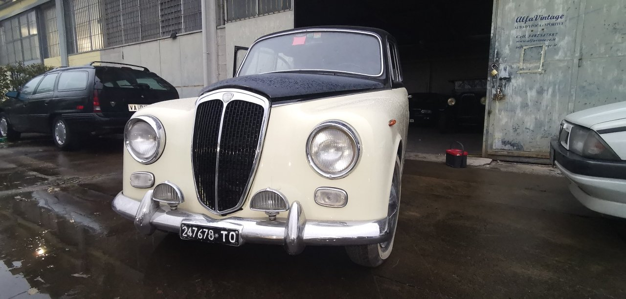 1958 restored lancia appia For Sale (picture 6 of 6)