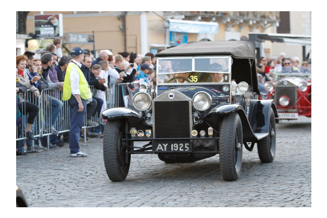 1928 Lancia Lamda Torpedo FOR SALE OR RENT 2020 For Sale (picture 2 of 3)
