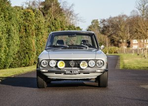 1975 Lancia Fulvia 1.3S For Sale by Auction