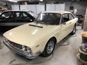 Lancia Flavia coupe Rare