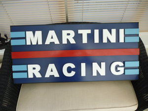 Picture of  Martini Racing Sign