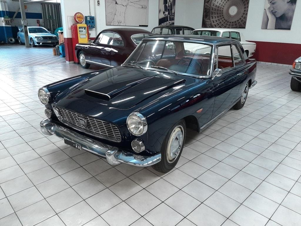 1960 Lancia Flaminia 2.5 v6 Coupè Pininfarina For Sale (picture 1 of 6)
