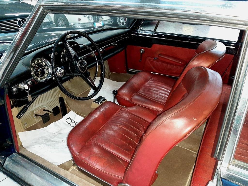 1960 Lancia Flaminia 2.5 v6 Coupè Pininfarina For Sale (picture 4 of 6)