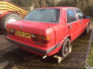 1989 Lancia Prisma Injection Saloon-easy Project Rare