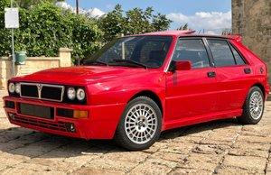 1992 Lancia delta integrale evo 1, 15,451 km
