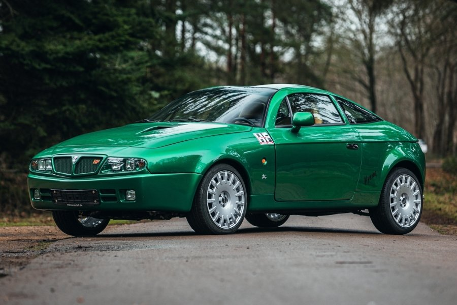 1992 Lancia Hyena Zagato For Sale (picture 1 of 6)