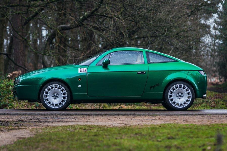 1992 Lancia Hyena Zagato For Sale (picture 2 of 6)