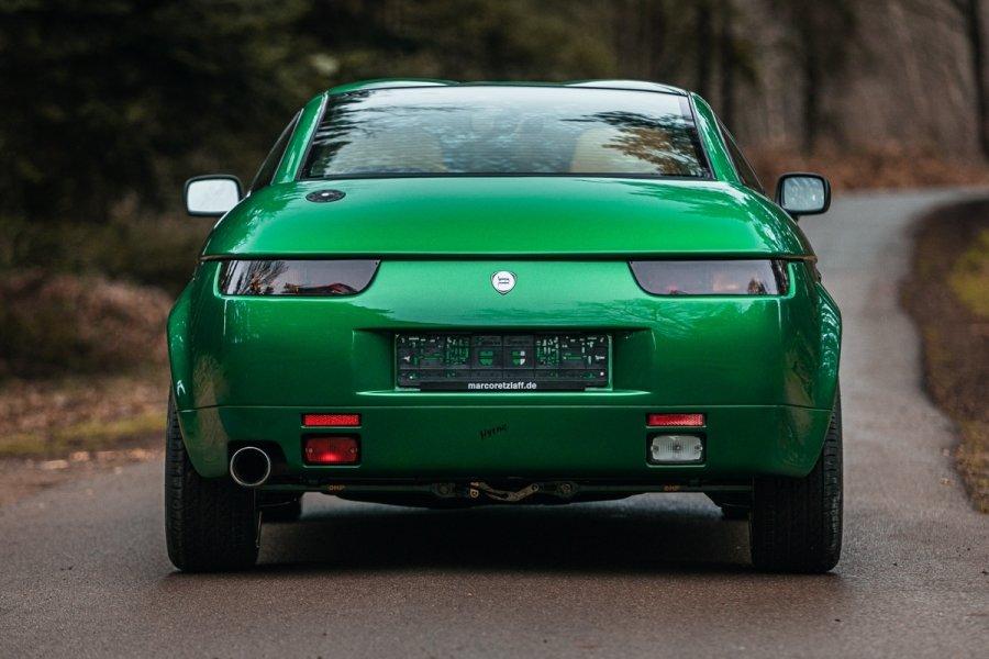 1992 Lancia Hyena Zagato For Sale (picture 4 of 6)