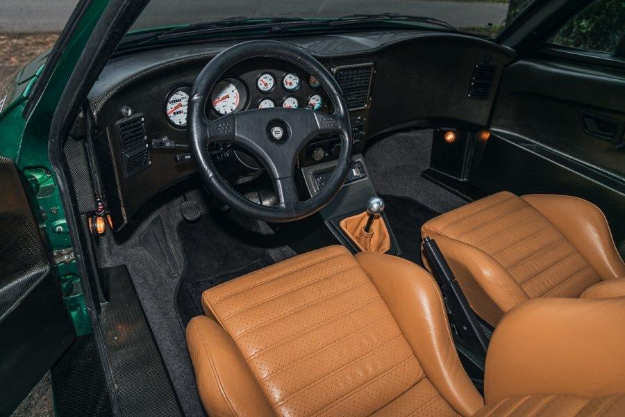 1992 Lancia Hyena Zagato For Sale (picture 5 of 6)