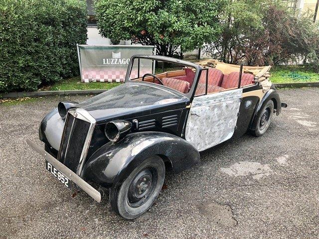 1937 LANCIA APRILIA CABRIOLET CARR.EAGLE For Sale (picture 1 of 6)