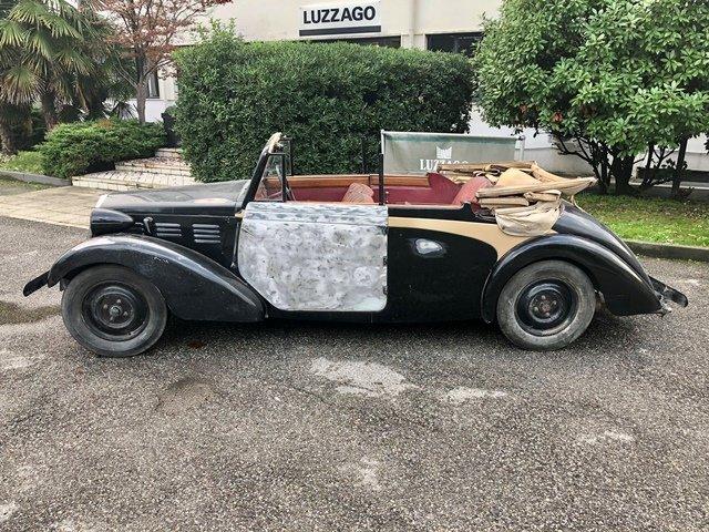 1937 LANCIA APRILIA CABRIOLET CARR.EAGLE For Sale (picture 2 of 6)