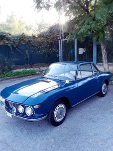 LANCIA FULVIA COUPÈ 1.3 RALLYE (1969) TOTAL RESTORATION For Sale