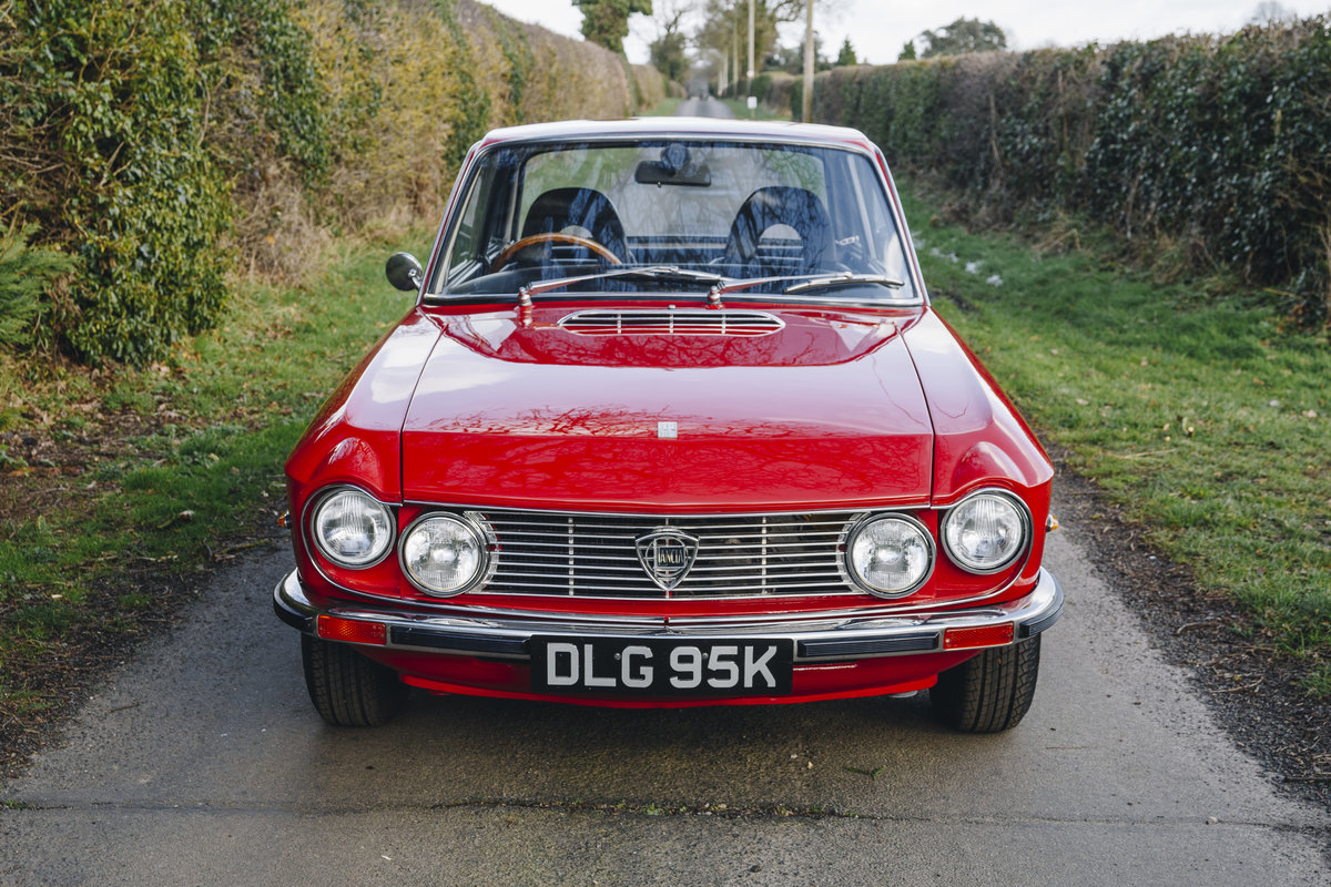 1971 Lancia Fulvia 1.6 HF Lusso RHD Restored! SOLD (picture 1 of 10)