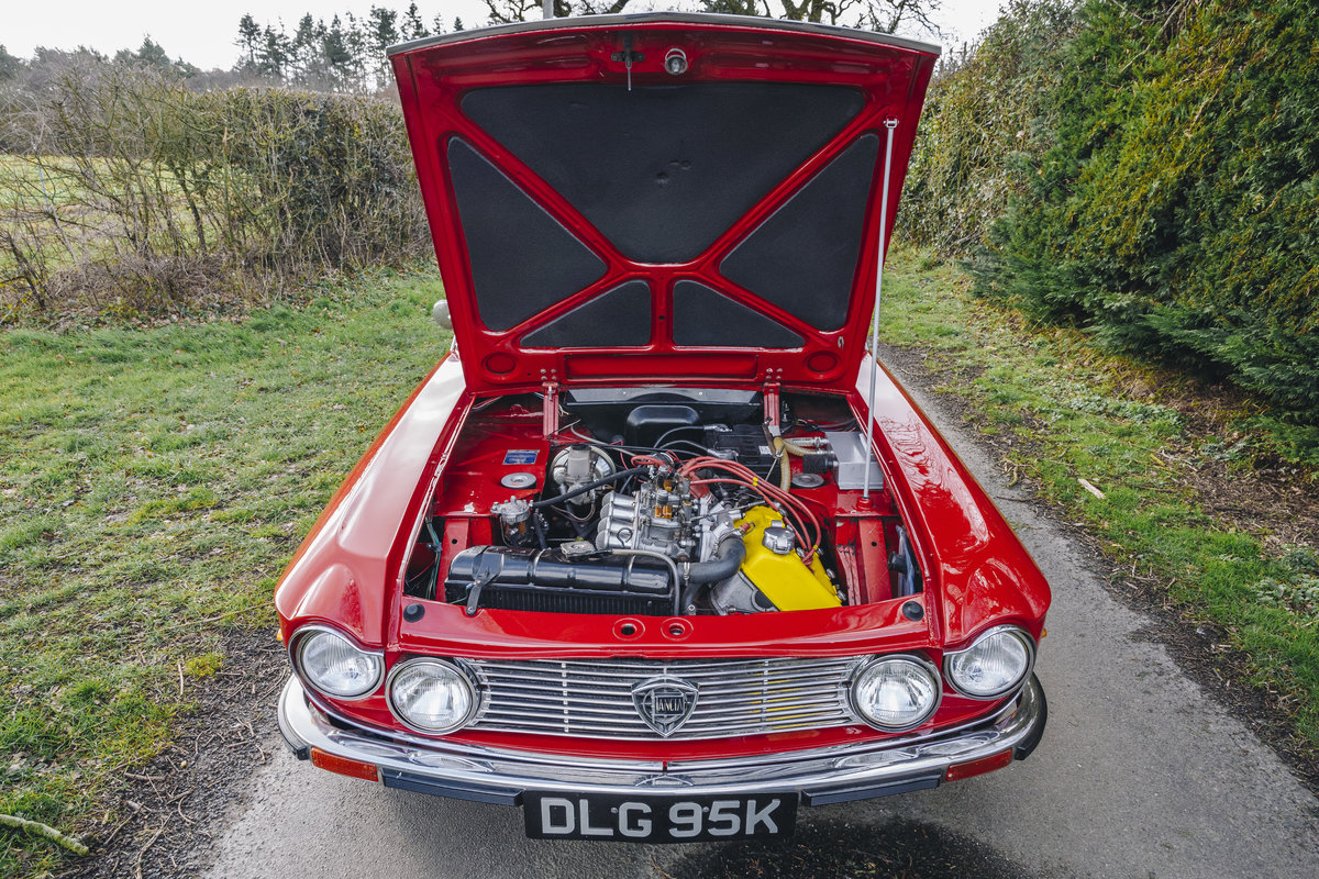 1971 Lancia Fulvia 1.6 HF Lusso RHD Restored! SOLD (picture 5 of 10)