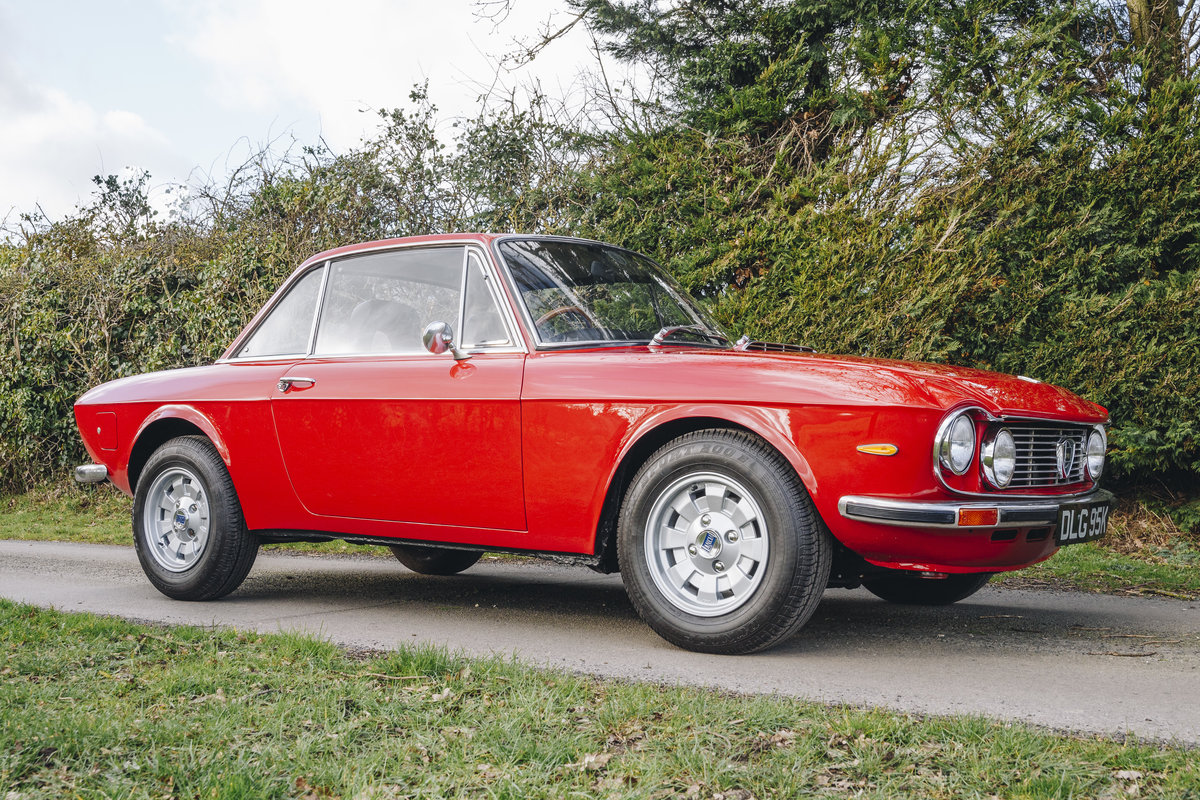 1971 Lancia Fulvia 1.6 HF Lusso RHD Restored! SOLD (picture 7 of 10)