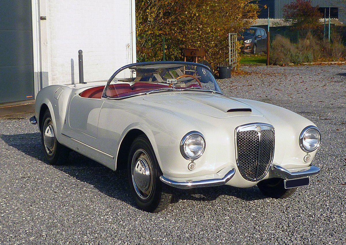 1955 Lancia Aurelia B24 America Spider  For Sale (picture 1 of 6)