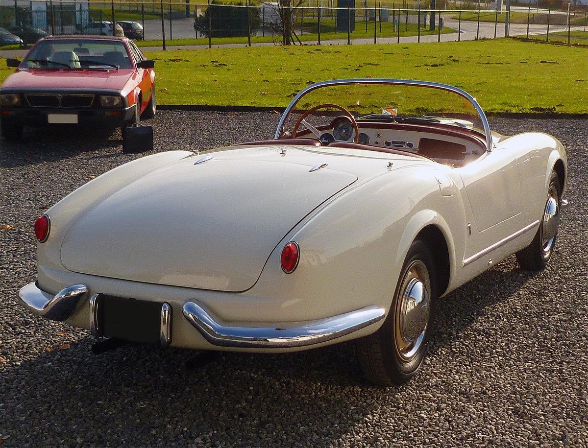 1955 Lancia Aurelia B24 America Spider  For Sale (picture 2 of 6)