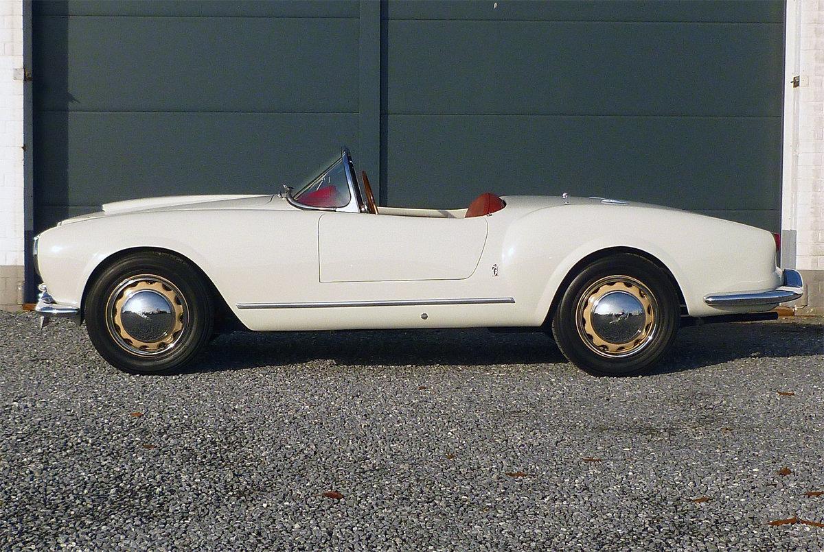 1955 Lancia Aurelia B24 America Spider  For Sale (picture 3 of 6)