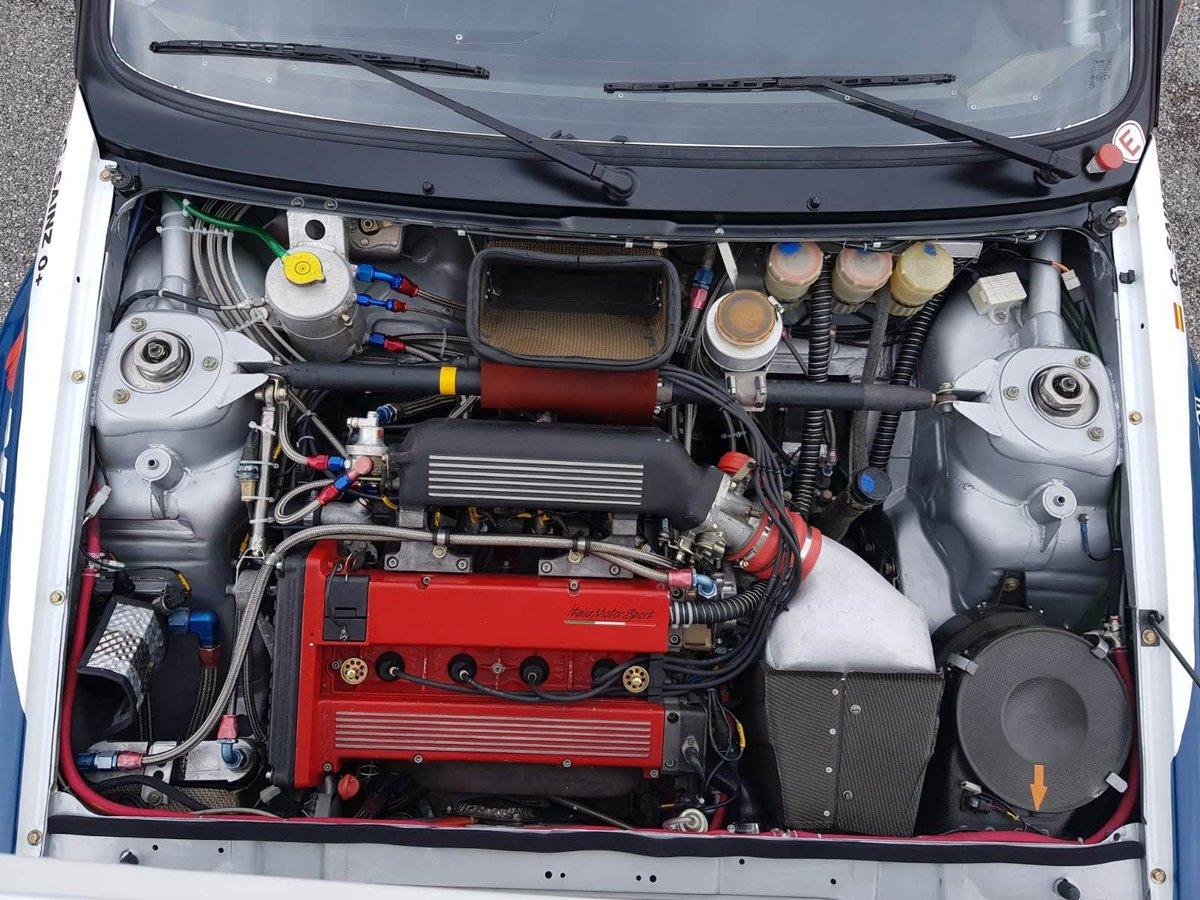 """1991 Lancia Delta Integrale """"Deltona"""" Ex Works  For Sale (picture 3 of 6)"""