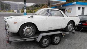 1960 Lancia Flaminia Rare 1° series