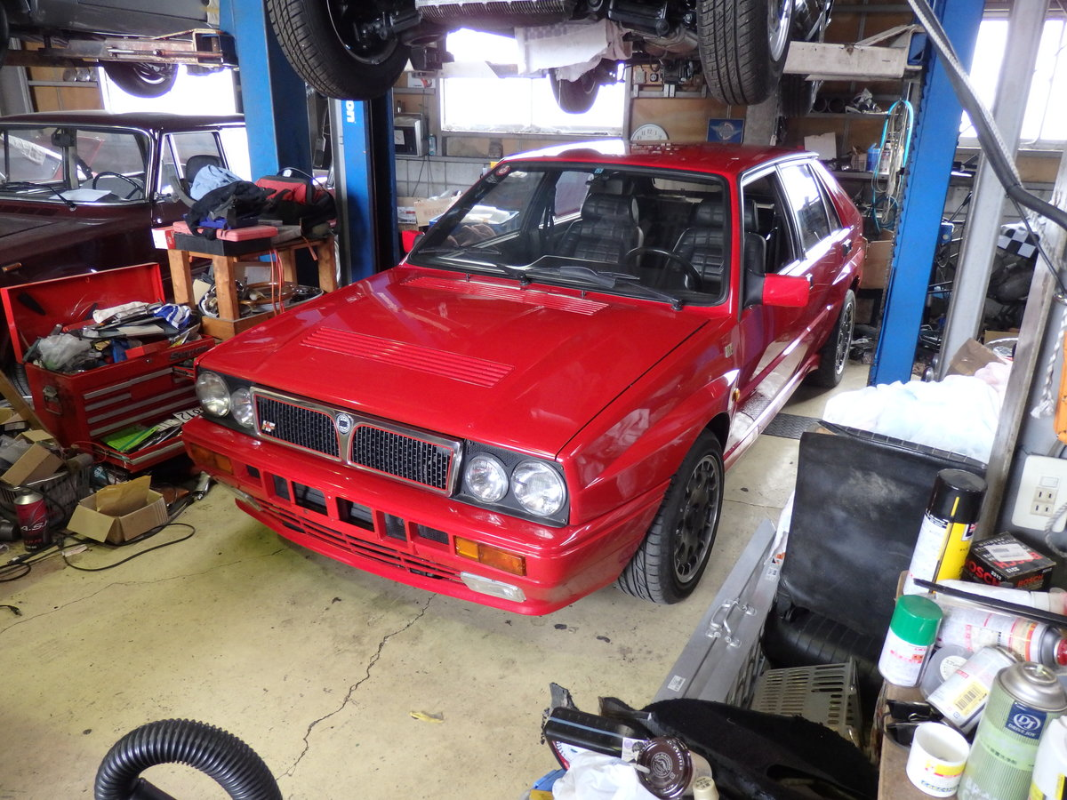 1991 Lancia Delta HF Integrale 16 v in mint condition For Sale (picture 6 of 6)
