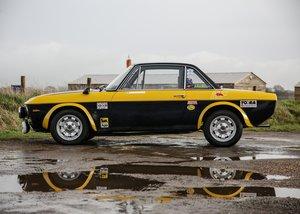 1975 Lancia Fulvia 1.3S