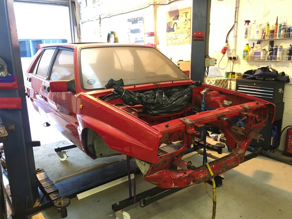 1990 Lancia Delta Integrale - Body Shell  For Sale (picture 1 of 6)