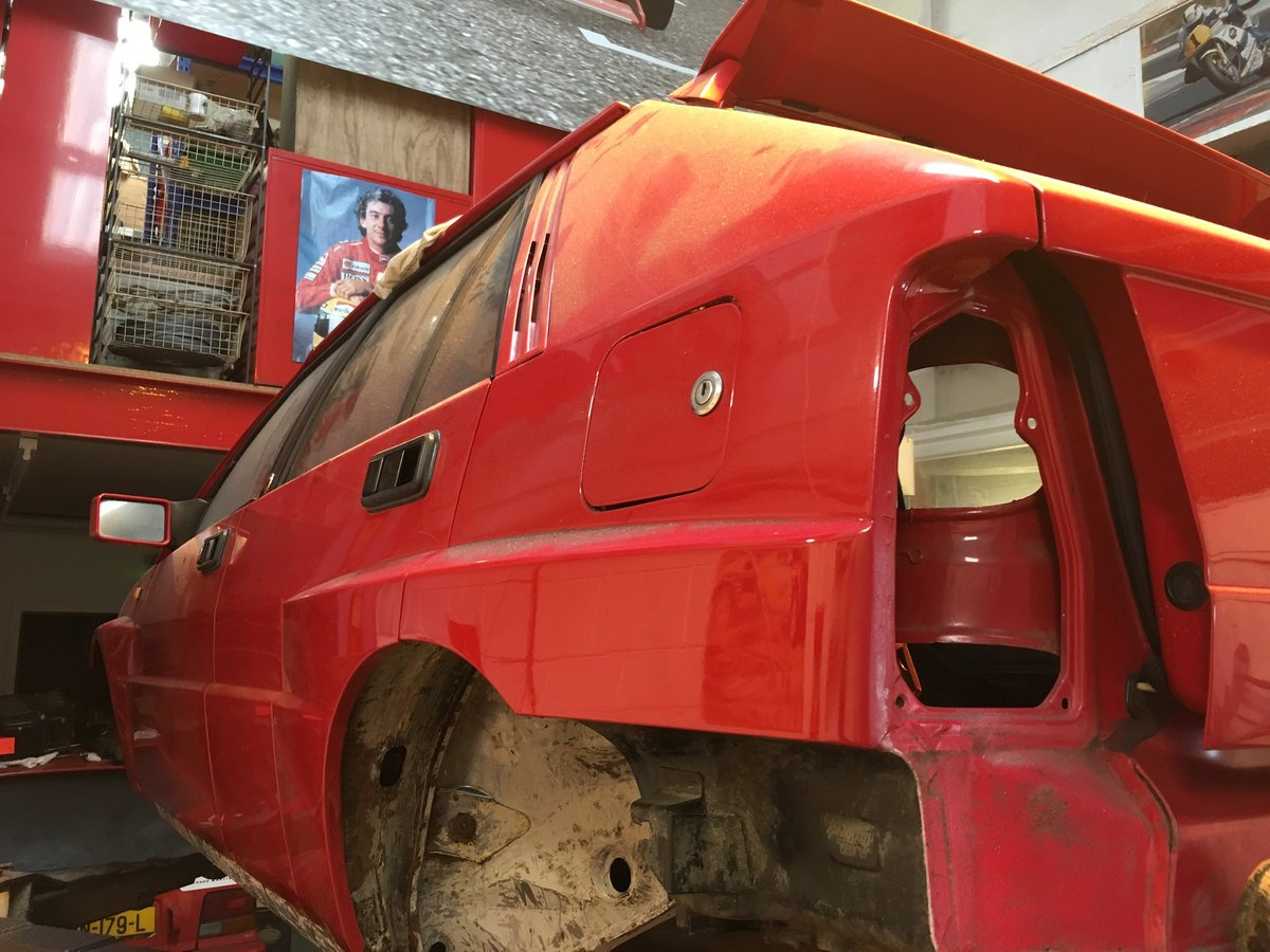 1990 Lancia Delta Integrale - Body Shell  For Sale (picture 2 of 6)