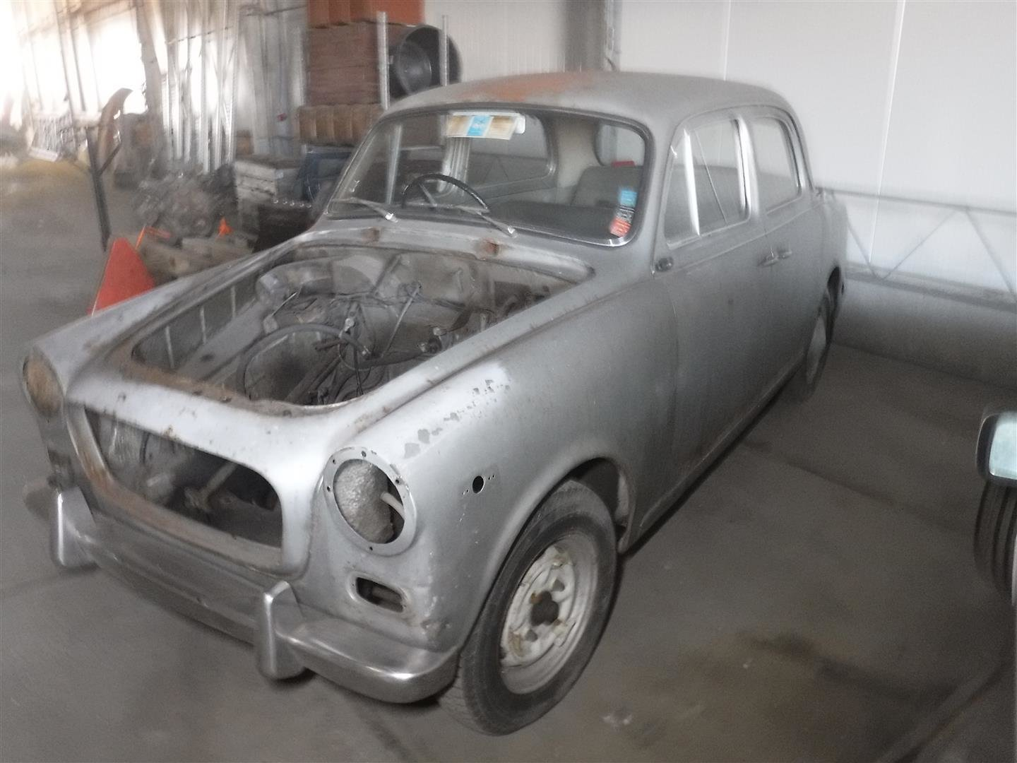 Lancia Appia Berlina 1960 (to restore) For Sale (picture 1 of 6)