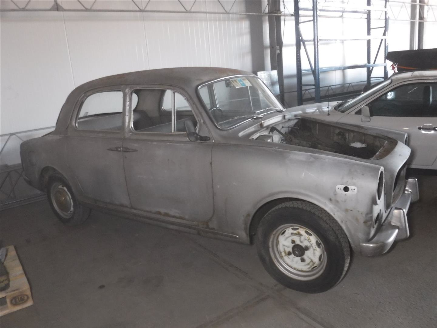Lancia Appia Berlina 1960 (to restore) For Sale (picture 3 of 6)